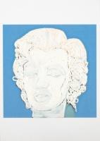 Andy Warhol (American, 1928-1987) Shot Blue Marilyn, 1964