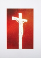 Piss Christ (Series  Immersions),1987, Andres Serrano.